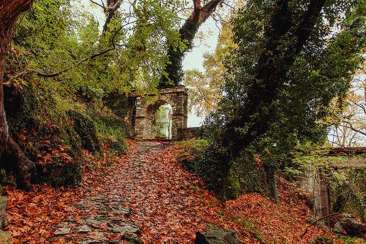 Path of Centars, Pelion. Greece