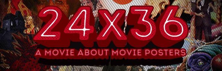 """Jeszcze niedawno, to właśnie plakat decydował o wyborze kinowego seansu, jednak obecnie sztuka plakatu jest równie piękna, co martwa – przynajmniej w wydaniu filmowym...  O historii, upadku i powolnym odradzaniu się tego gatunku ilustracji opowiada film """"24x36"""", zaprezentowany kilka dni temu podczas teksańskiego Fantastic Fest."""