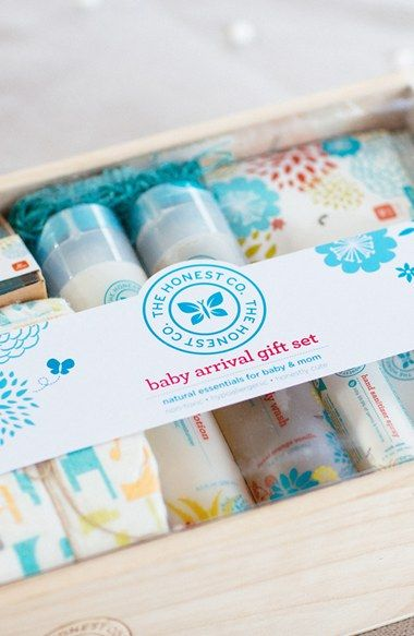 Celebrating baby's arrival with this must-have set of safe, all-natural nursery essentials.