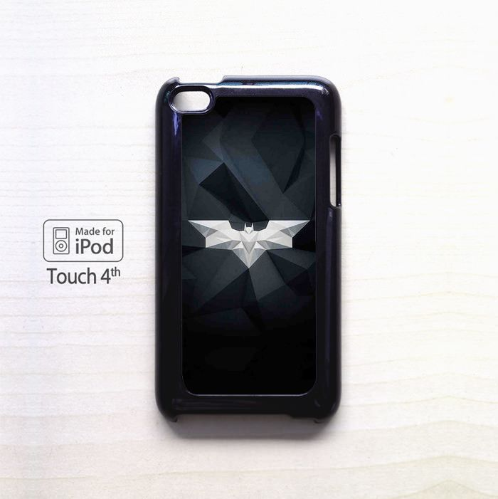 Batman logo Vector art style AR for apple case iPod 4/iPod 5