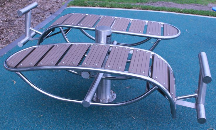 Sit Up Bench by Play Poles