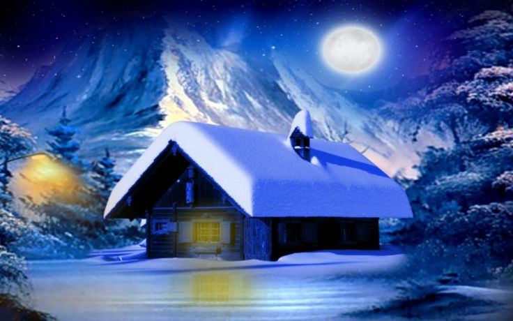 snow scenery full hd - photo #20