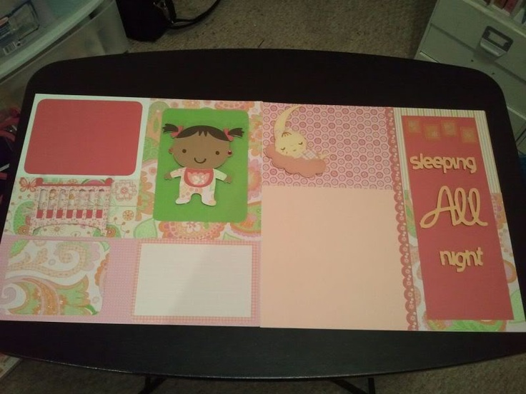 Baby Girl Album w/Baby Steps - Baby Steps Cartridge [2000595] - Cricut Forums