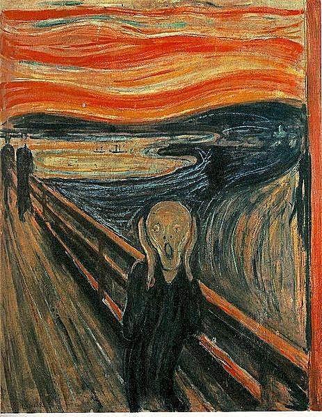 Las 10 pinturas más famosas del mundo: El grito