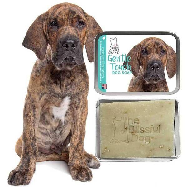 Fila Brasileiro Gentle Touch Puppy Soap Puppies Dog Shampoo
