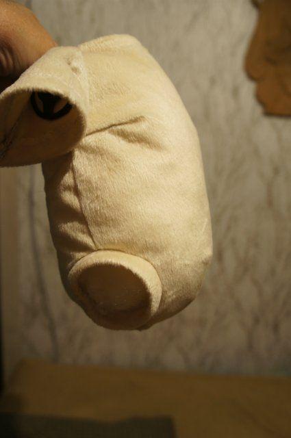 Выкройки мягконабивной куклы