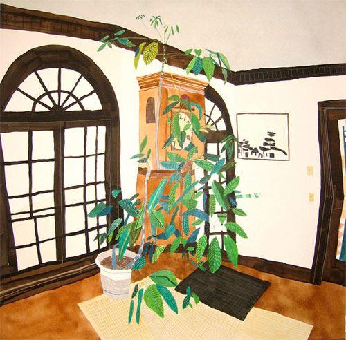 jonas wood artist painting painter