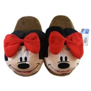 Disney Minnie Mouse Slippers -