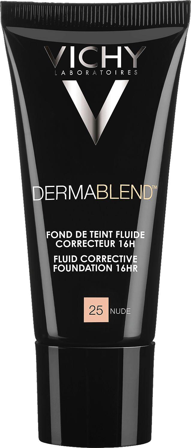 Vichy Dermablend Fluid Corrective Foundation| Vichy Dermablend Dermasmooth Foundation Porcelain 05