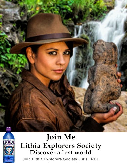You don't have to be an Archaeologist to join Lithia Springs Explorer Society. Just join us- it's Free, Fun, Educational, and Amazing. A lost world awaits your discovery!