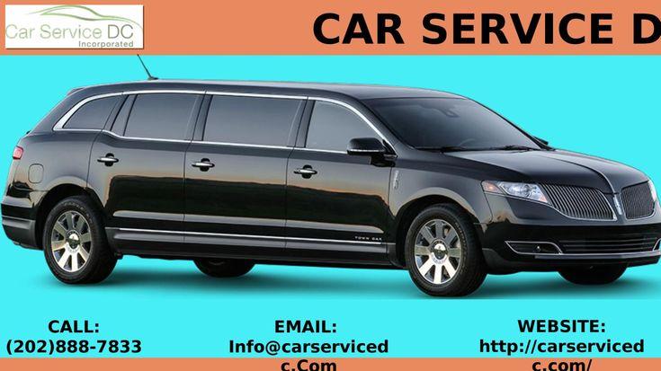 Executive car service dc