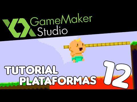 Game Maker Studio - Haciendo un Plataformas - Parte 12: Elementos dañinos - YouTube