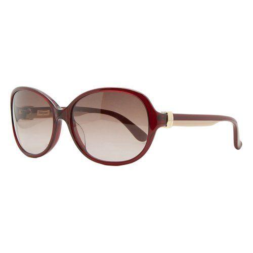 best - Salvatore Ferragamo SF 607S 613 Burgundy Red Classic Oval Sunglasses Salvatore Ferragamo http://www.amazon.com/dp/B00DV6LPUO/ref=cm_sw_r_pi_dp_-ZRNtb18VCTSKSMZ