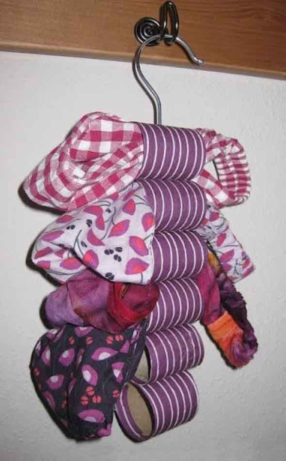 Confira algumas ideias bem criativas de artesanato com rolinhos de papel, que são práticas, simples e fáceis de fazer em casa.