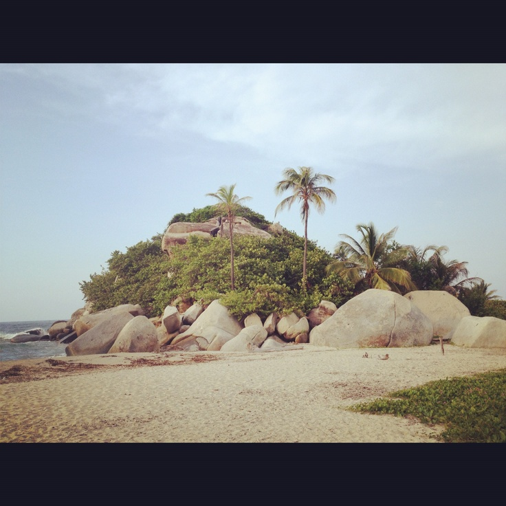 Paradise #Tayrona #Colombia #Travel