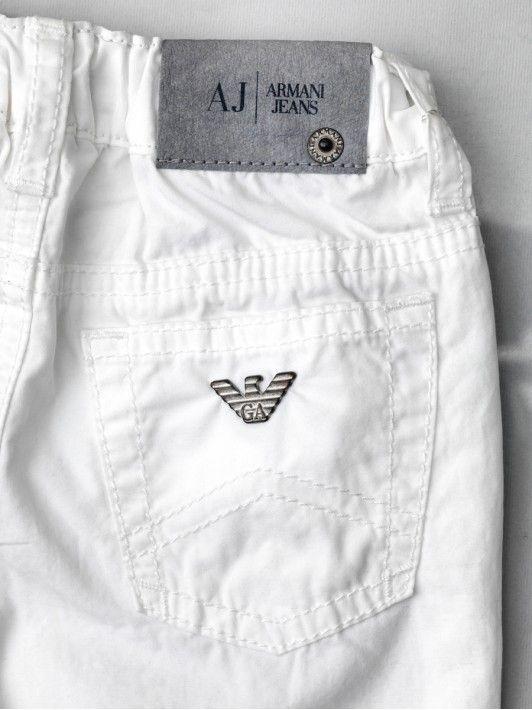 Armani Junior παντελόνι AJ-TDJ02