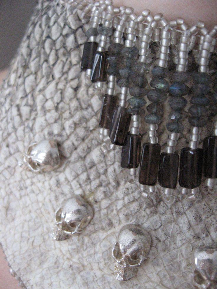 Luxurious death Design Marja Arola