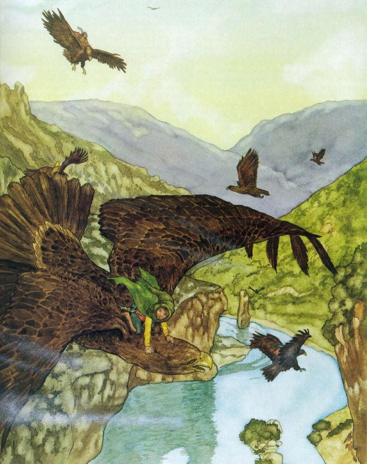 Michael Hague, a phenomenal illustrator (Numbears, Alice in Wonderland, Chronicles of Narnia.......)