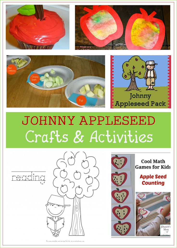johnny appleseed craft ideas 17 best images about letter of the week on 4786