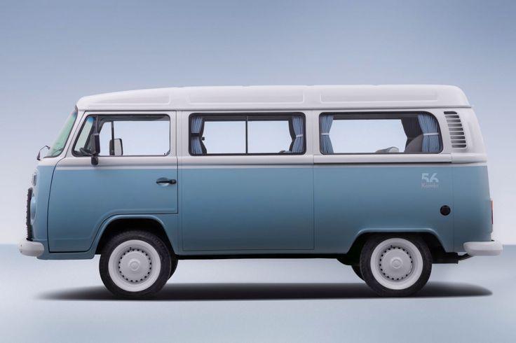 VW Volkswagen T2 Bus Last Edition Kombi Bullie Brasilien Total Flex Motor Ethanol E85 Seite