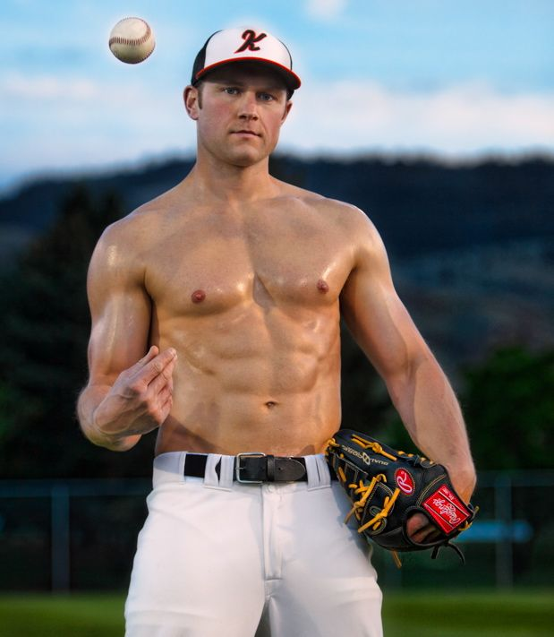 Hot tall baseball player fucks twink and 6