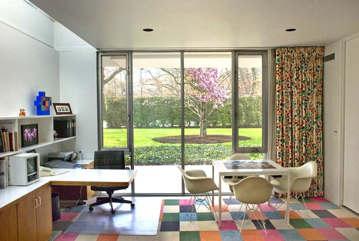 26 Best Images About Irwin Miller House On Pinterest