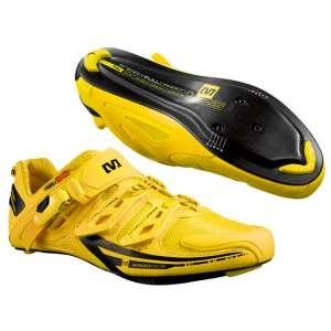 Zapatillas carretera Mavic Shoes Zxellium Ultimate Amarillas $380.00
