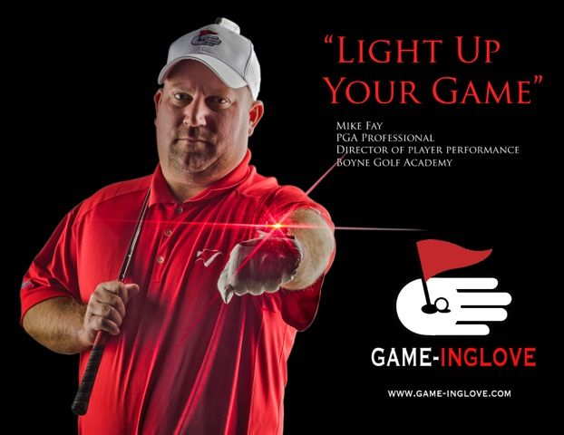 Eliminate the slice and stop hooking the golf ball and get a consistent, repeatable golf swing with game-inglove. A great golf gift and one of the best new golf training aids for 2015. Game-inglove www.game-inglove.com laser golf glove. This is an excellent Christmas gift idea for him or her.