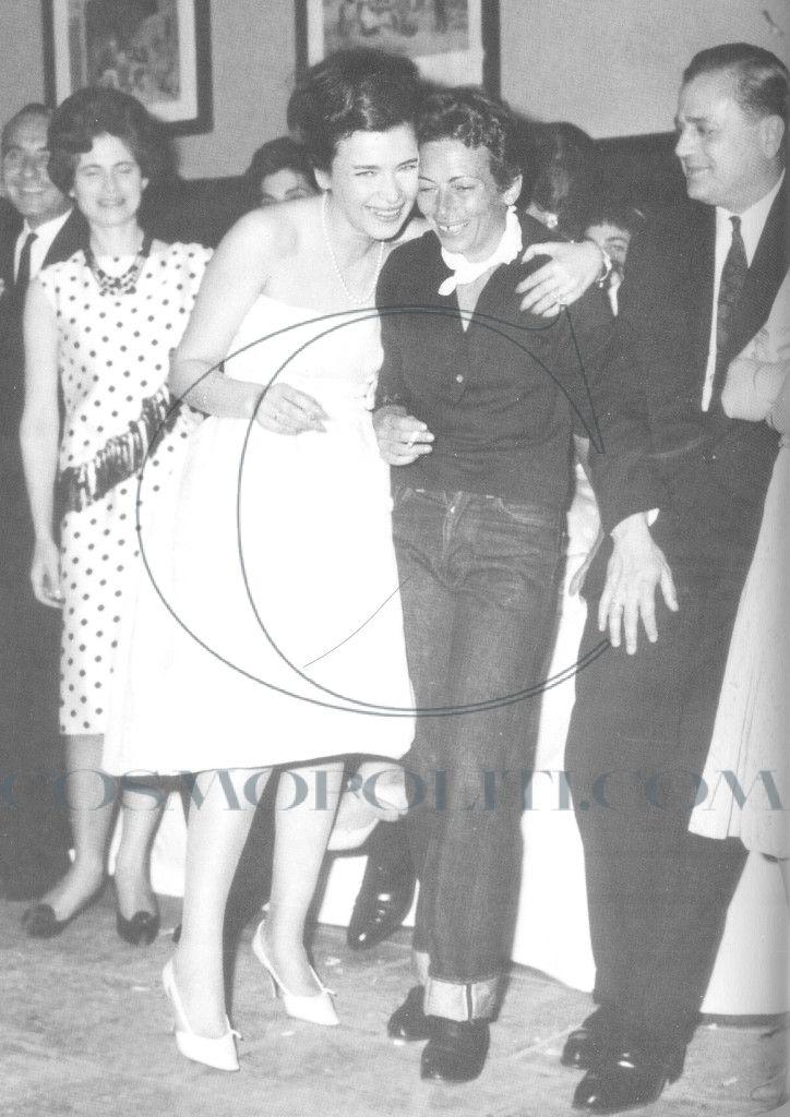 Jenny Karezi & Maya Kalliga (1962)