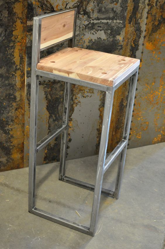 drop metal bar stool dining table seating