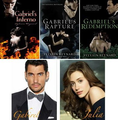 Gabriel and Julia | Gabriel's Inferno Series | by Sylvain Reynard