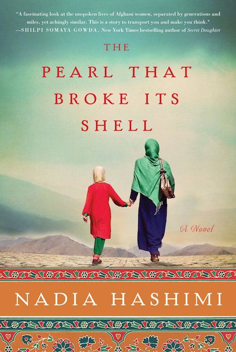 "Around the World in 80 Books: ""The Pearl that Broke Its Shell"" by Nadia Hashimi 