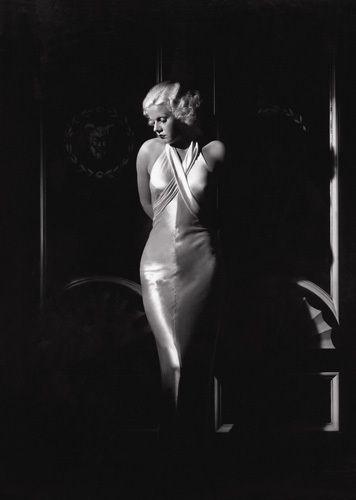Jean Harlow, 1933 - George Hurrell Prints - Easyart.com