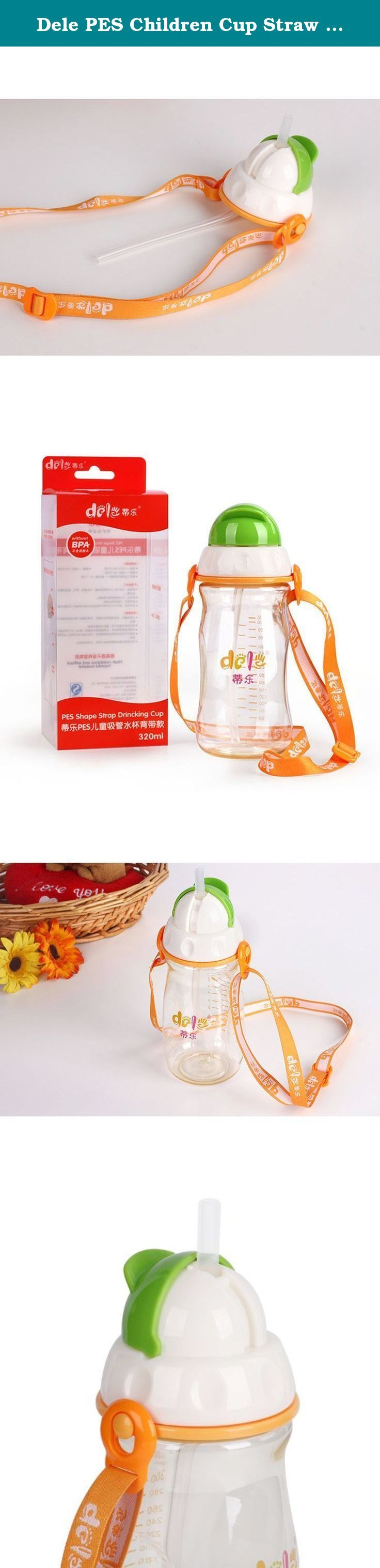 "Dele PES Children Cup Straw Cup Braces Type Dl1209. ""Dele"" brand was founded in 2007,it mainly produces and sales the baby supplies, over the years has been to provide quality services to customers. In order to fully integrated management mode of independent research and development,procurement and production and sales outstanding quality of the maternal and child products.The company continued to refine on, to achieve ""high-end, high quality"" spirit of enterprise,through the efforts of a..."