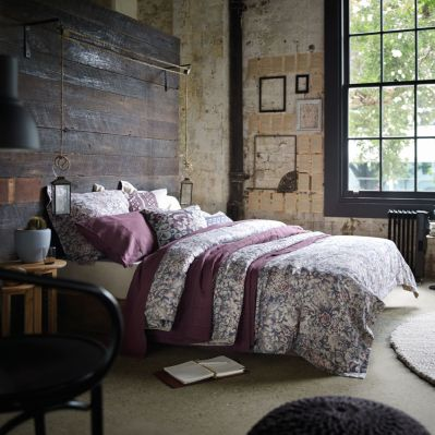 sheridan adora smoke tailored quilt cover king bed