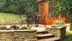 raised garden patio - Google Search