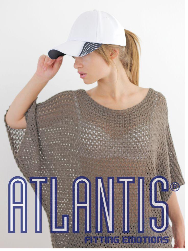 ATLANTIS FITTING EMOTIONS Photo: Daniele Indio Manente Model: Larissa Dunavat #atlantis #caps #hats