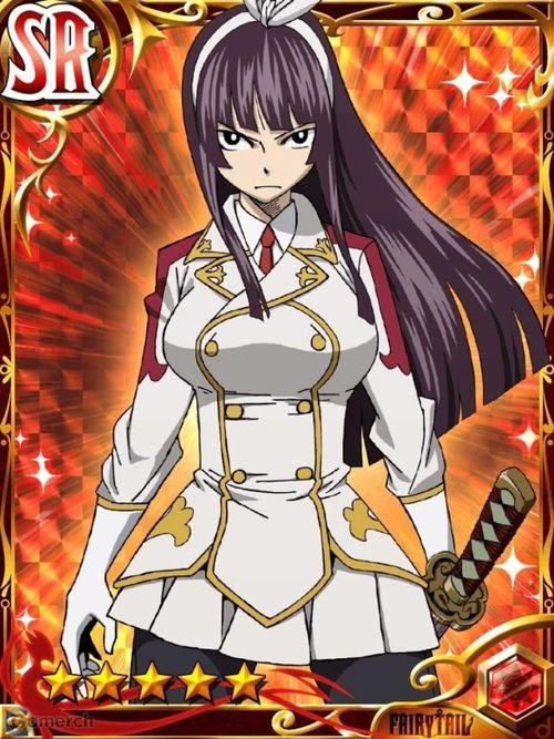 Fairy tail kagura mikazuchi my favorite character - Kagura fairy tail ...