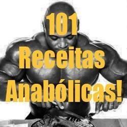 Ebook 101 Receitas Para Ganho de Massa Muscular O Ebook 101 Receitas Para Ganho de Massa Muscular é voltado para pessoas que buscam melhores resultados com suas dietas. Abordando desde receitas prá...