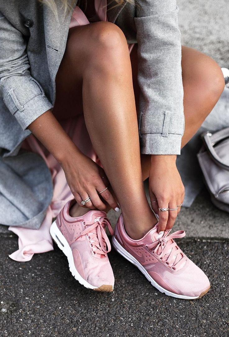 Nike Air Max Zero Schuhe Neutral Pink Weiß, Nike Air Max