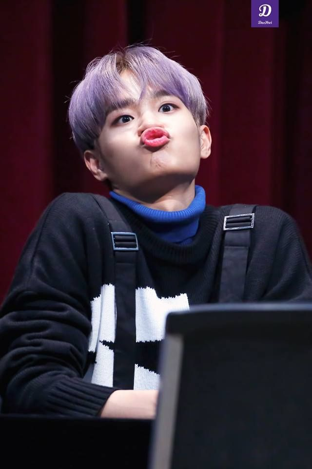 tHE CUTEST #daehwi #wannaone