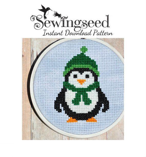 Navidad-Pingüino