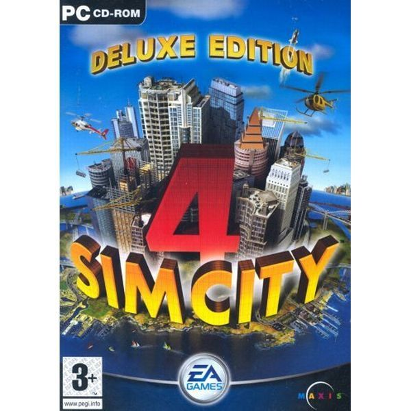 SimCity 4 Deluxe Edition
