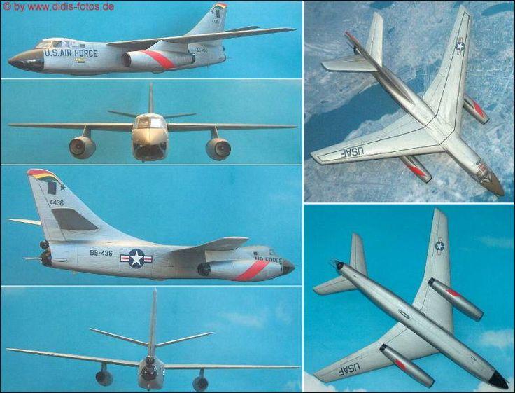"""Douglas B-66 """"Destroyer"""" (Italeri 149) 1:72"""