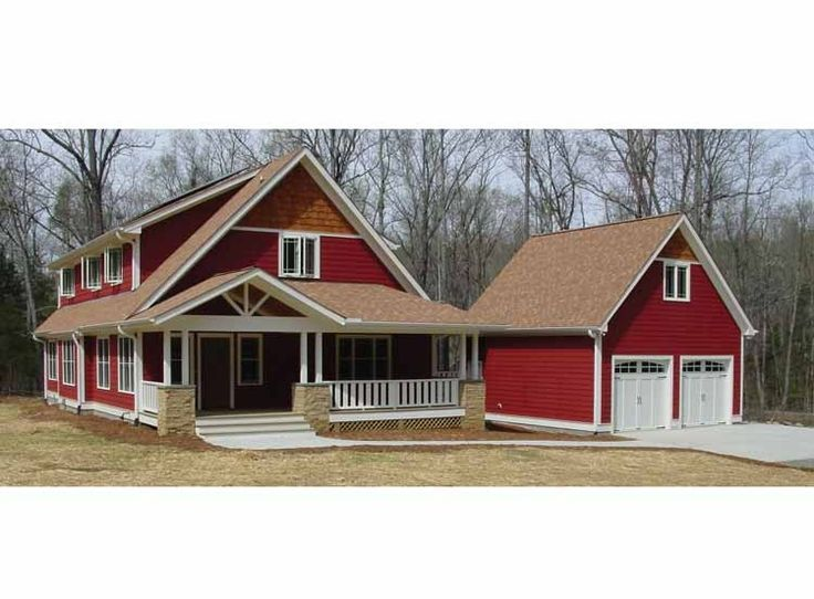 Bungalow craftsman house plans awesome influenced by the for American barn house plans