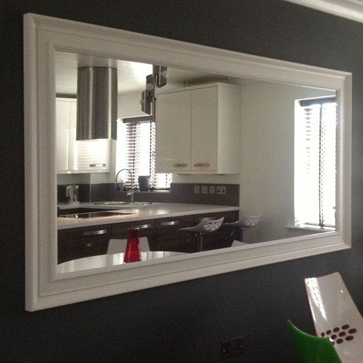 30 best LARGE MIRRORS images on Pinterest Large mirrors Wall