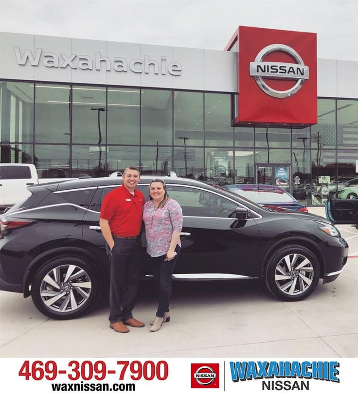Congratulations John on your Nissan Murano from Tyler