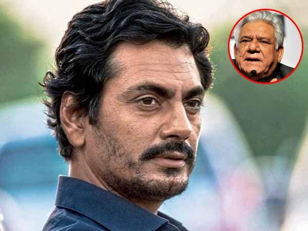 Nawazuddin Siddiqui bashes Bollywood awards for not honouring Late Om Puri like Oscars did!