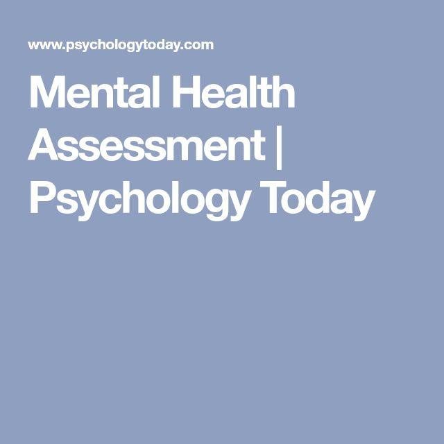 The 25+ best Mental health assessment ideas on Pinterest Mental - sample health assessment