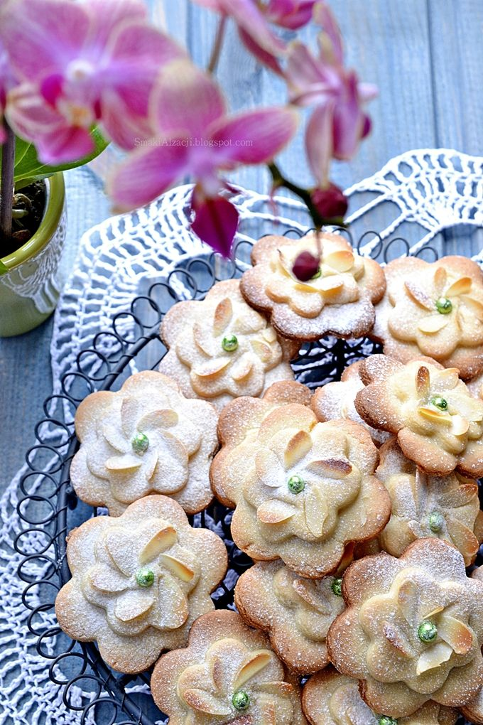 The flavors of Alsace: Flowers on the occasion of Women's Day :)